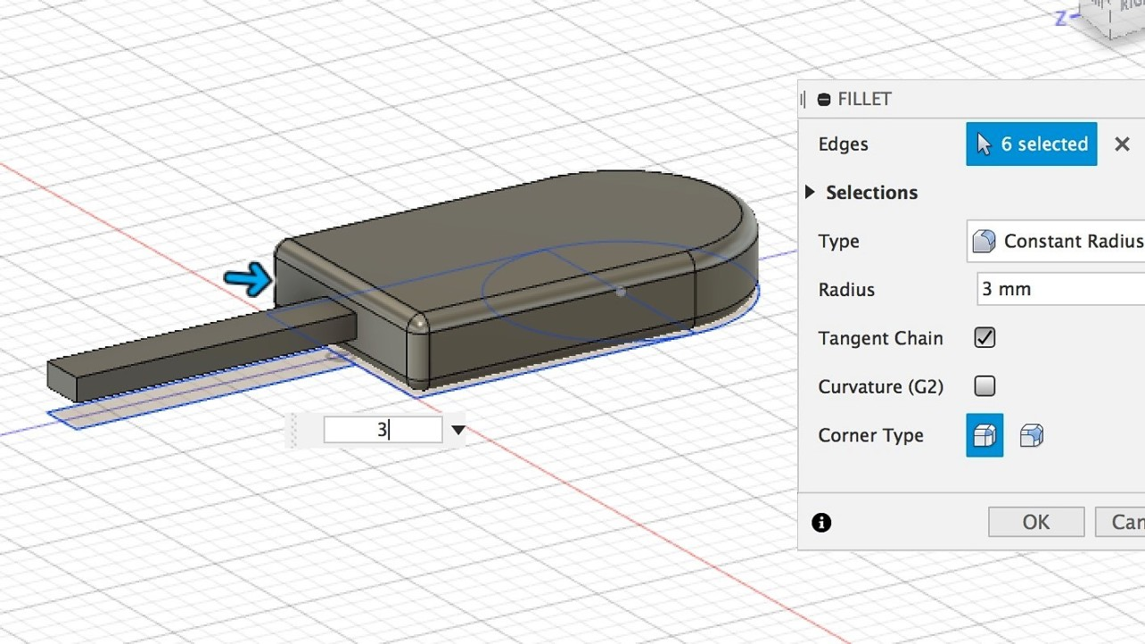 hight resolution of 2019 fusion 360 tutorial for 3d printing 4 easy steps