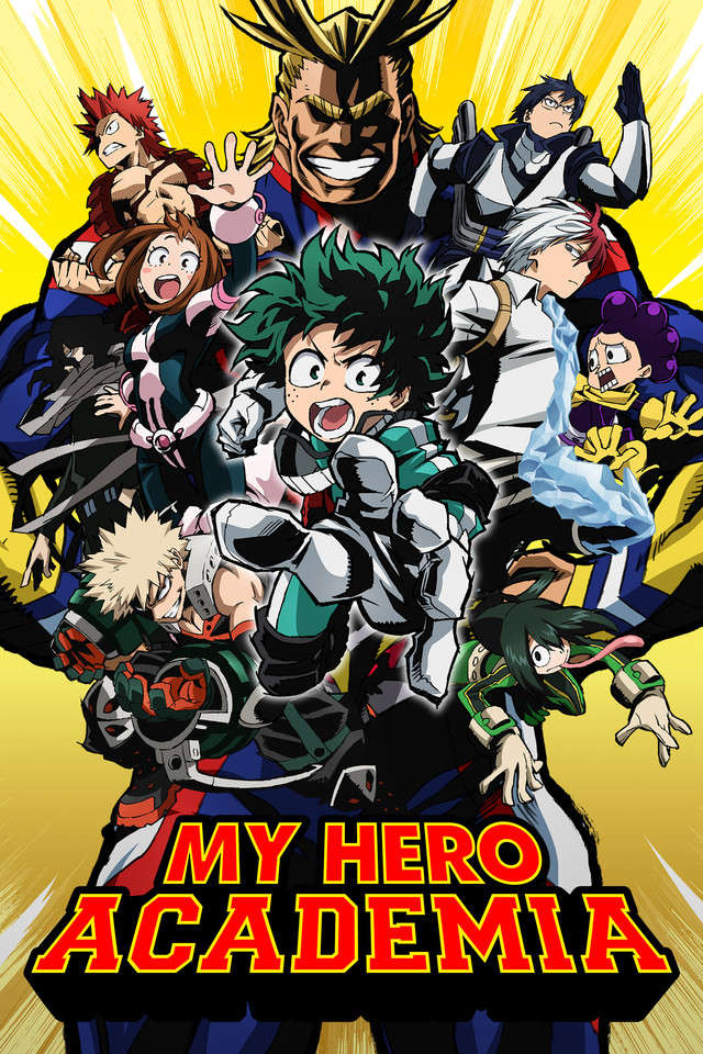 Download Boku No Hero Batch : download, batch, Academia, Download, Torrents, Animek
