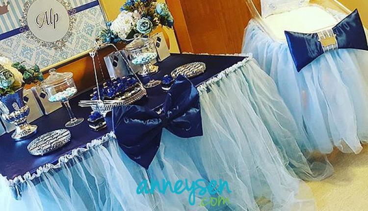 İdep Organizasyon | Baby Shower ve Hastane Odası Süsleme ...