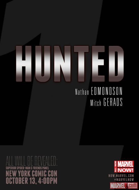 Hunted - All-New Marvel NOW!