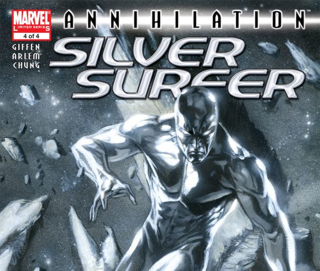 Annihilation: Silver Surfer (2006) #4 | Comic Issues | Marvel