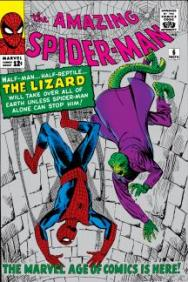 Image result for amazing spider man 6 comic