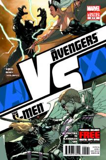 Avengers Vs. X-Men: Versus (2011) #5