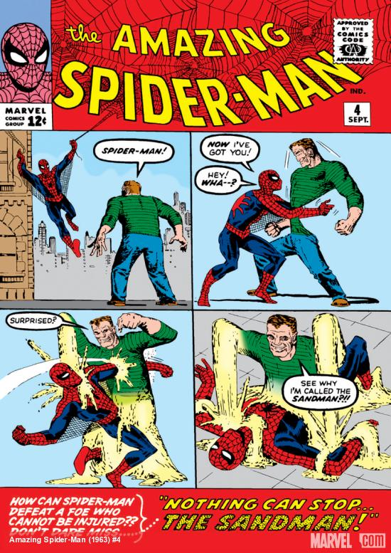 The Amazing Spider Man 4 : amazing, spider, Amazing, Spider-Man, (1963), Comic, Issues, Marvel