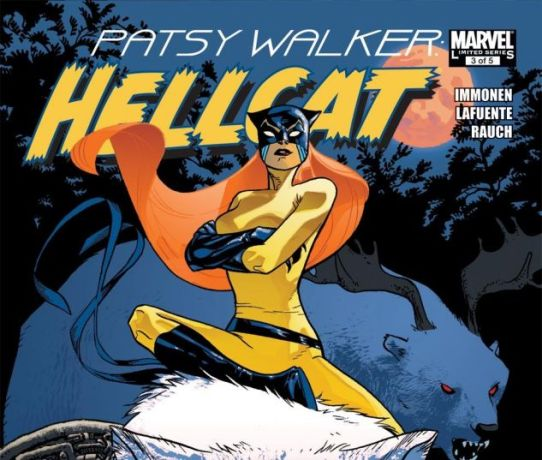 Image result for hellcat marvel