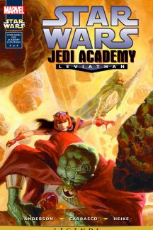 Star Wars: Jedi Academy - Leviathan (1998) #4