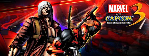 MvC3 Showdown: Deadpool vs. Dante
