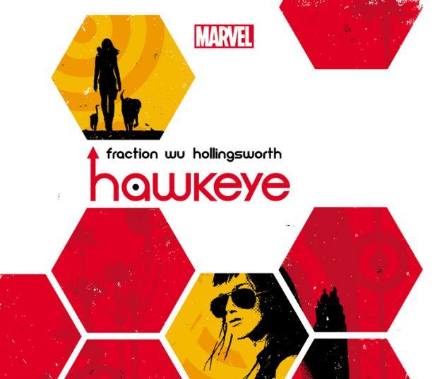 Hawkeye #14 Annie Wu cover Kate Bishop
