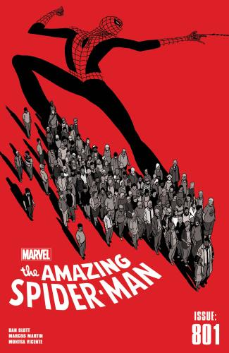 Image result for amazing spider-man 801