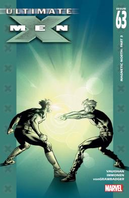 Image result for ultimate xmen 63