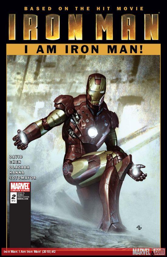 iron man i am