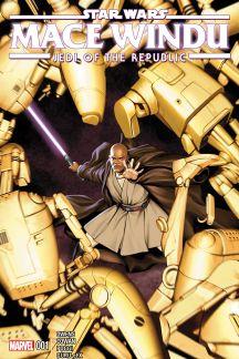 Star Wars: Jedi of The Republic - Mace Windu (2017) #1