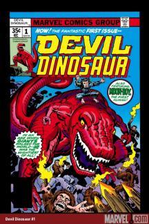 Devil Dinosaur (1978) #1