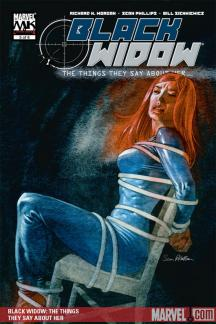 Black Widow The Things They Say About Her 2005 5  Comics  Marvelcom