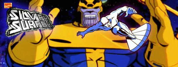 Image result for silver surfer cartoon
