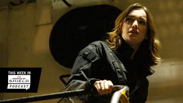 This Week in Marvel's Agents of S.H.I.E.L.D. - Episode 3