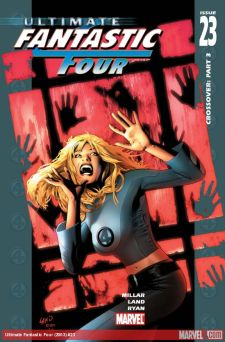 Image result for ultimate fantastic four 23
