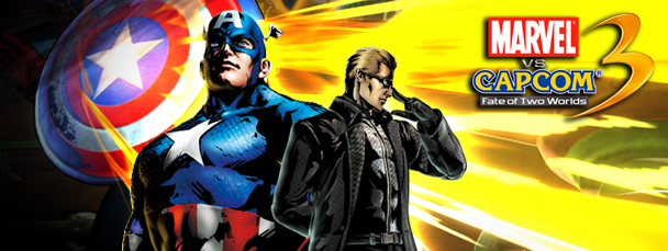 MvC3 Showdown: Captain America vs. Wesker