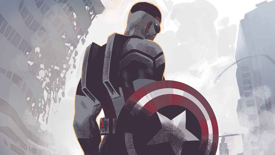 Image result for sam wilson captain america