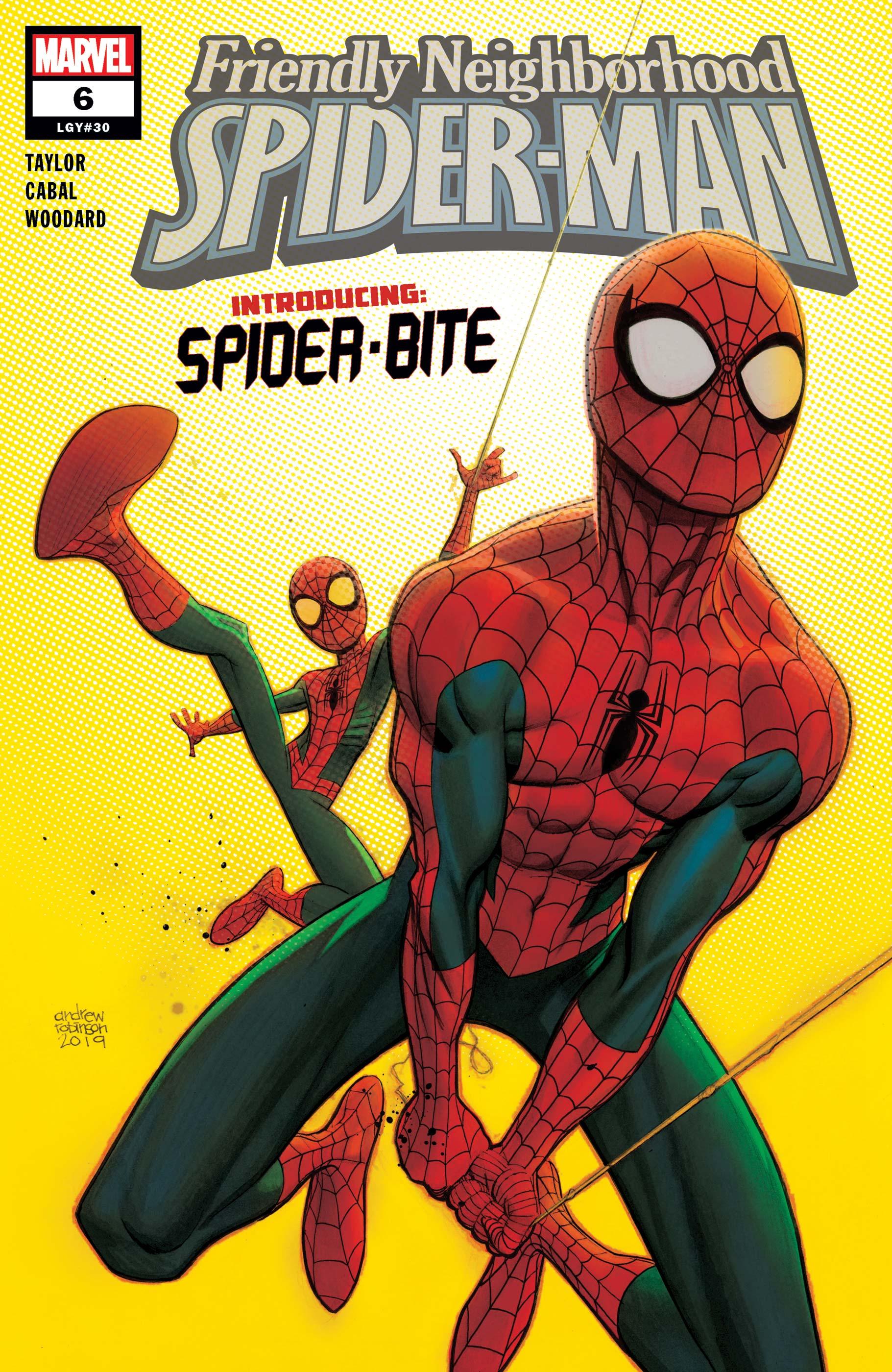 Friendly Neighborhood Spider Man 6