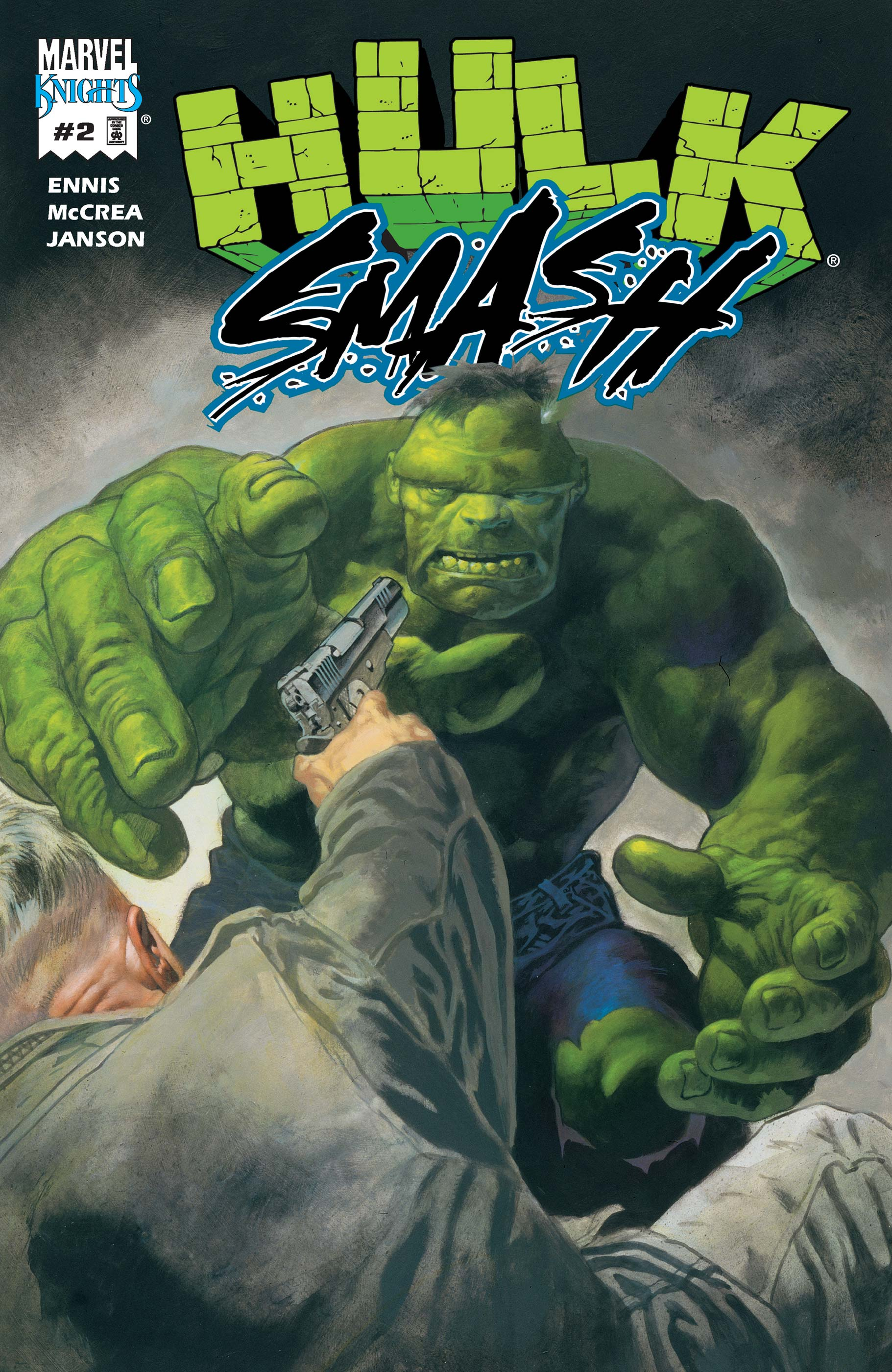 Pictures Of Hulk Smash : pictures, smash, Smash, (2001), Comic, Issues, Marvel