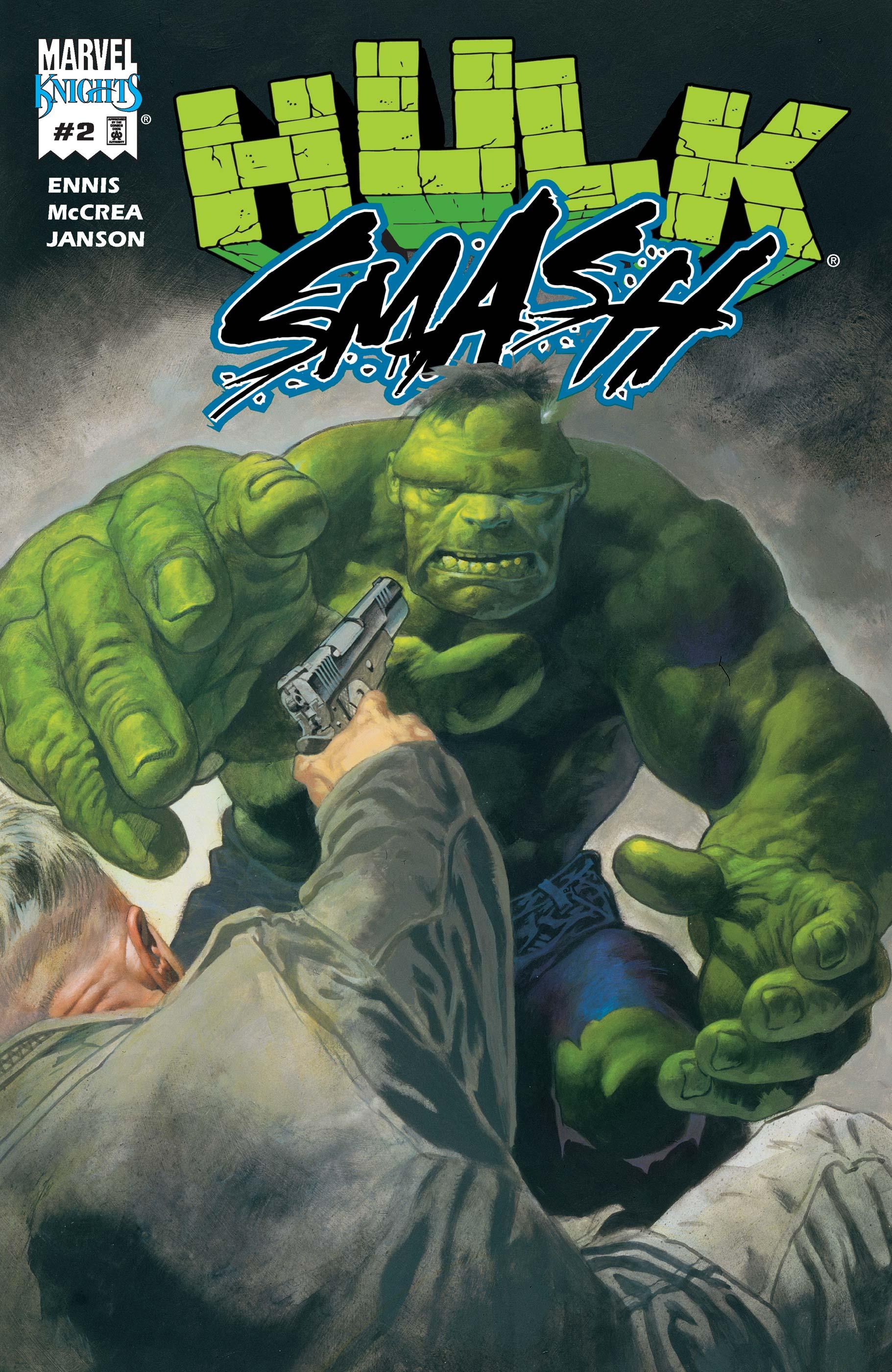 Hulk Smash Pictures : smash, pictures, Smash, (2001), Comic, Issues, Marvel