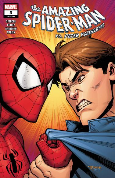 Image result for amazing spider man issue 3 ryan ottley