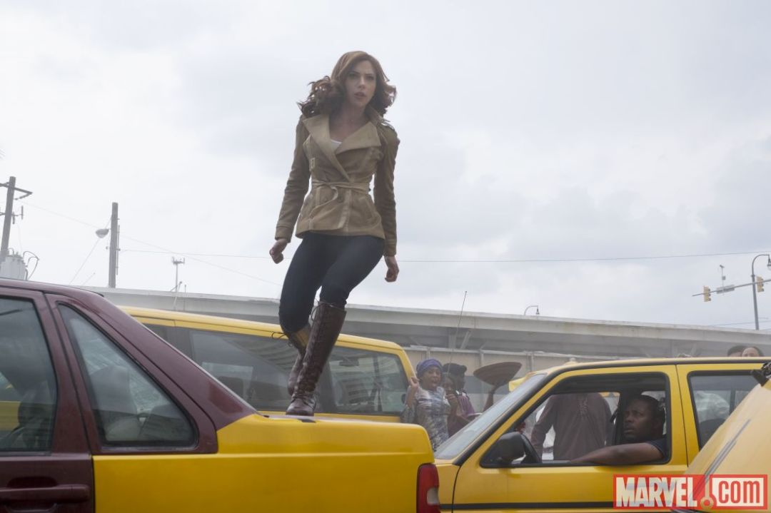 Captain America: Civil War High-Res Photos Released 2