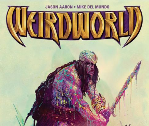 Image result for weird world jason aaron
