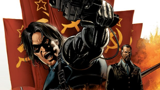 Discover Captain America: The Winter Soldier's Pulse-Pounding Origins With This Essential Reading List