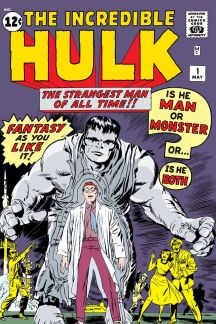 Incredible Hulk (1962) #1