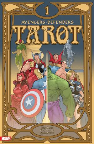 Image result for tarot #1 marvel
