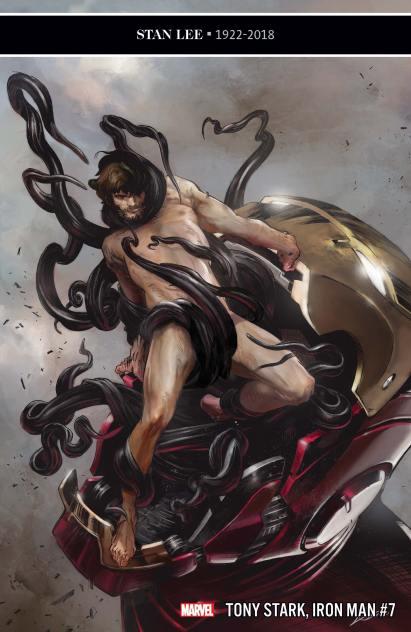 Image result for tony stark iron man #7