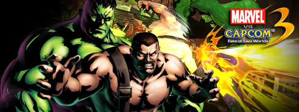 MvC3 Showdown Spotlight: Hulk vs. Haggar