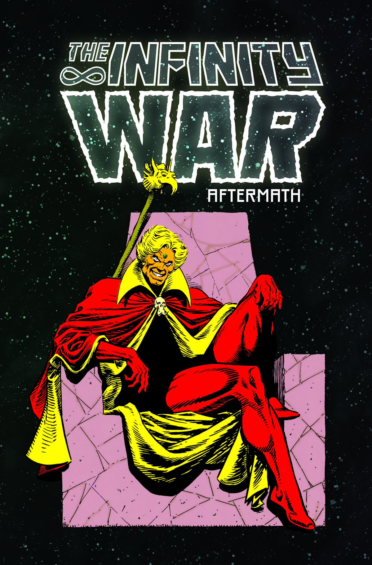Infinity War Aftermath Hardcover
