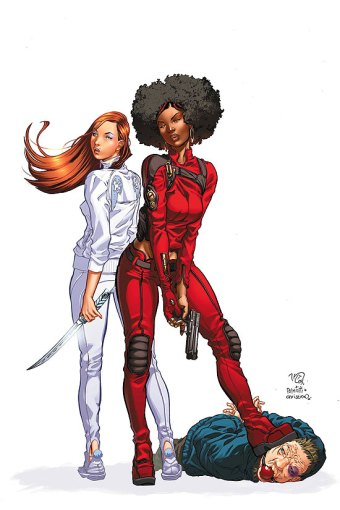 Filhas do Dragão colleen wing misty night