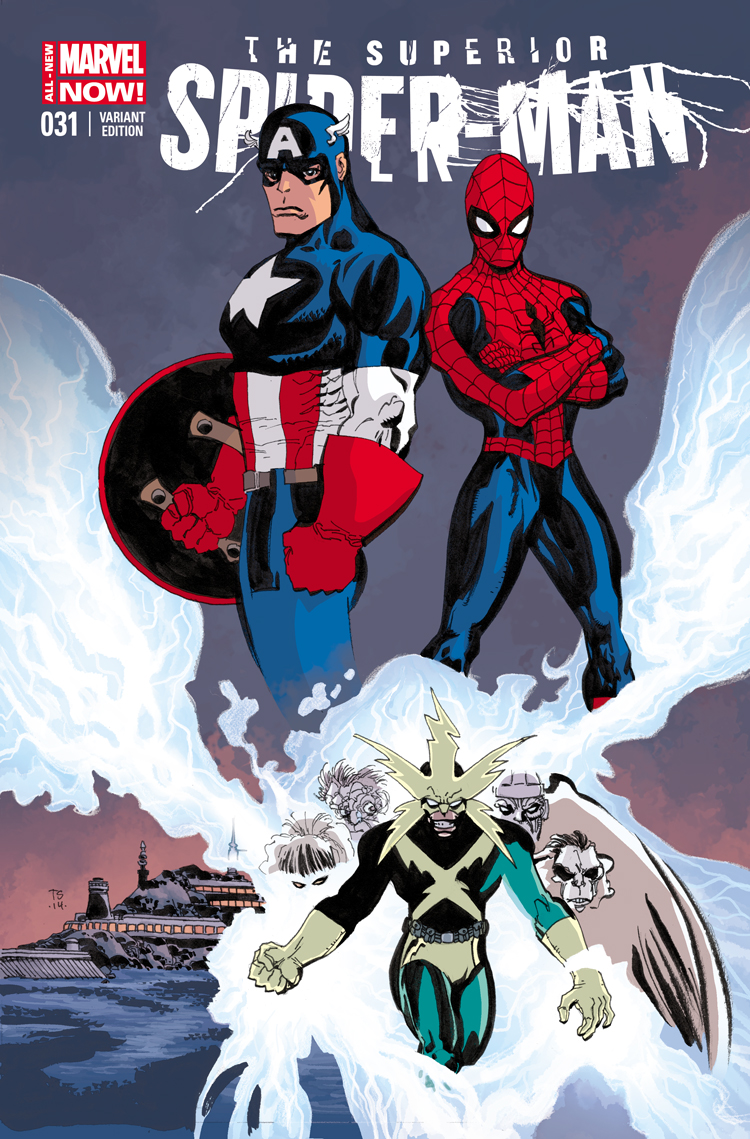 superior spider man 2013