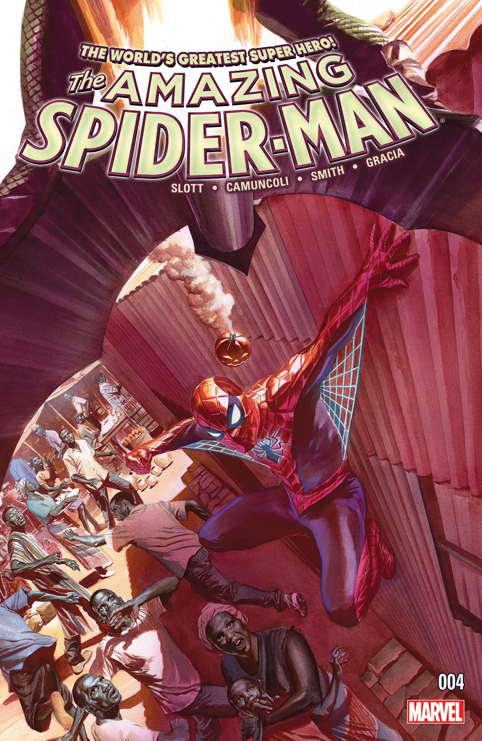 The Amazing Spider Man 4 : amazing, spider, Amazing, Spider-Man, (2015), Comic, Issues, Marvel