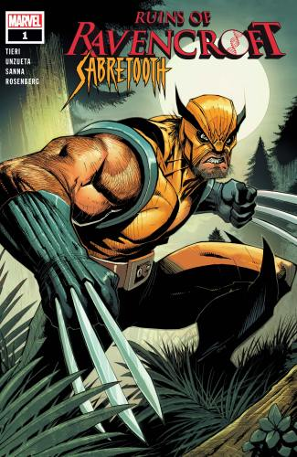 Image result for ruins of ravencroft sabretooth #1