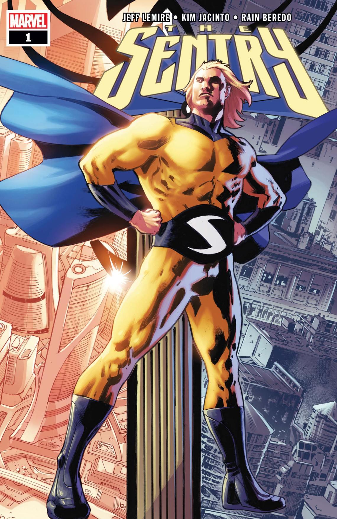 Sentry (2018) #1 | Comic Issues | Marvel
