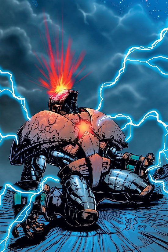 Crimson Dynamo (2003) #6 | Comic Issues | Marvel