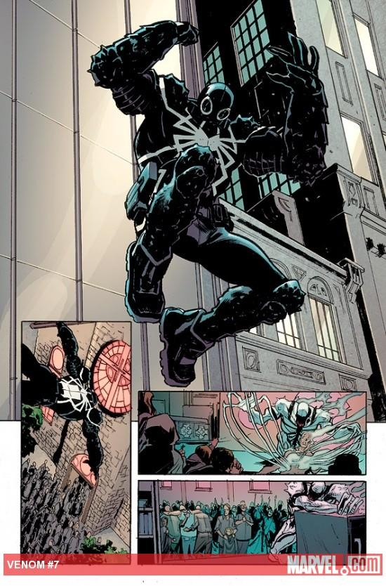 Animated Spider Wallpaper Comics It S Venom Vs Anti Venom In The Symbiotic Showdown