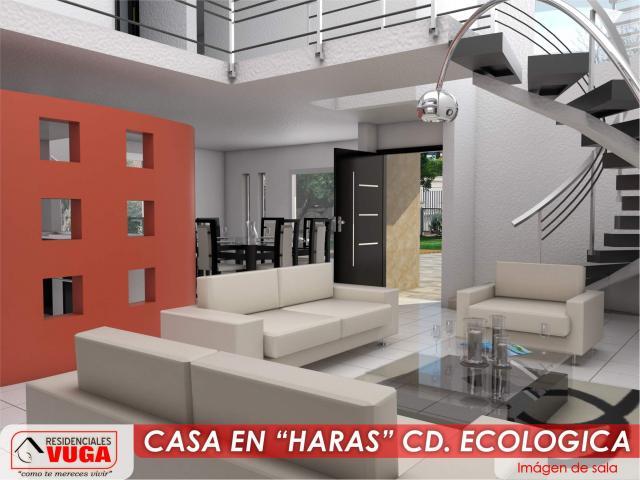 Imgenes de Casa residencial tipo minimalista Ciudad