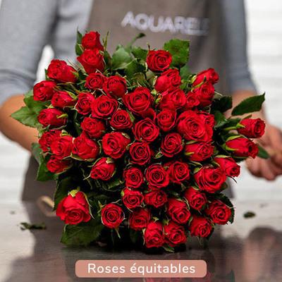 livraison bouquet de roses rouges