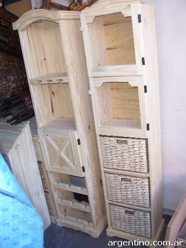Muebles de pino en Neuqun Capital telfono