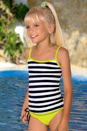 reducere Costum de baie fetite Sisi M56, cel mai mic pret