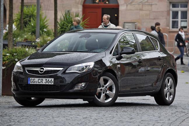 Video Opel Astra Facelift  autobildde