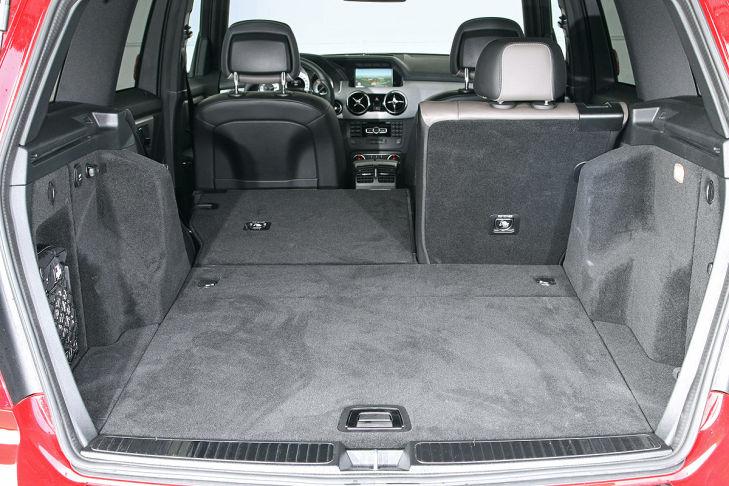 SUV Vergleich Mercedes GLK Gegen BMW X3 Bilder
