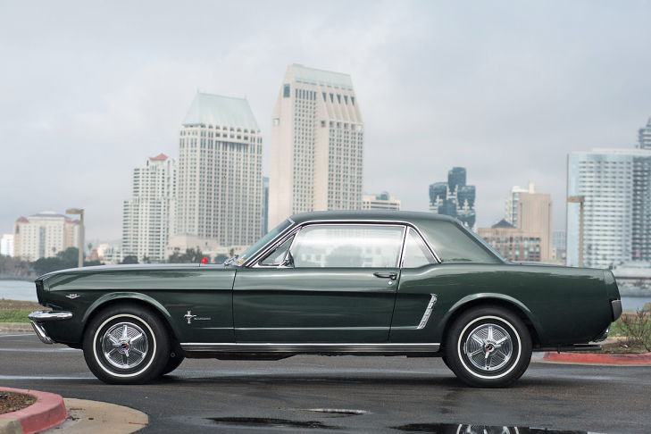 1964 Gt Ford 350 Mustang