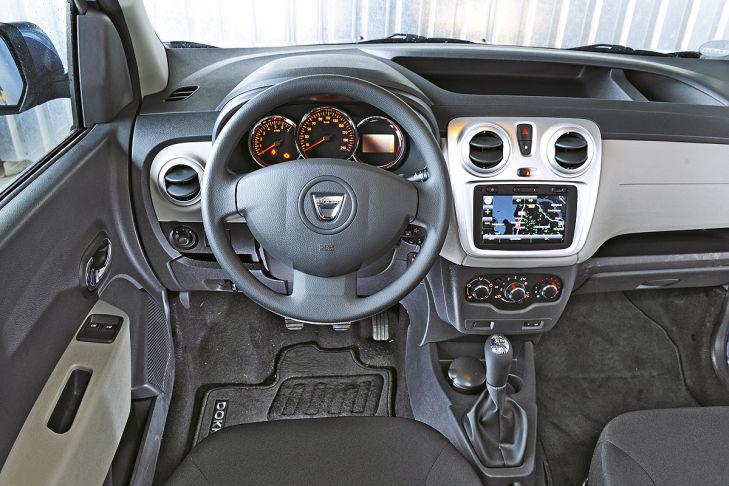 VanVergleich Dacia Dokker gegen VW Caddy  Bilder  autobildde